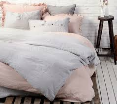 100 Linen Duvet Cover Vintage Washed 100 Natural Linen Quilt Cover Set Buy Duvet