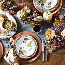 tabulous design williams sonoma thanksgiving tabletop