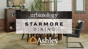 ashley homestore starmore dining youtube
