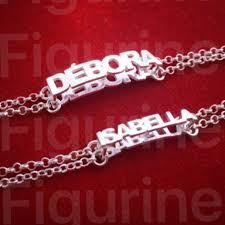 Amado pulseira, pulseira de nome, pulseira personalizada &IA56
