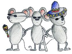 The Blind Mice Three Blind Mice The Nursery Rhyme Collections