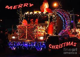 retama park christmas lights big truck parade biggest truck mixer truck and heavy equipment