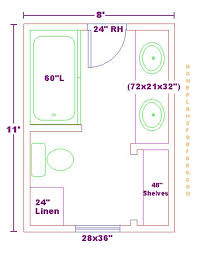 bathroom layout designer modify this one 8x11 bathroom floor plan with bowl vanity