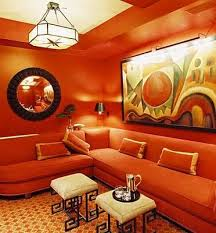 Orange Interior Orange Inspiration Desire To Inspire Desiretoinspire Net