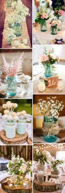 jar wedding centerpieces 50 best rustic wedding ideas with jars stylish wedd