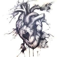 más de 1000 ideas sobre bleeding heart tattoo en pinterest