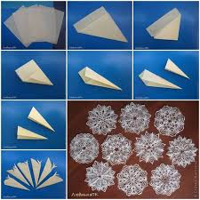 how to make decorations with paper step by step easy to