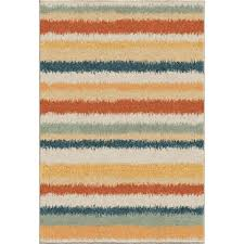 Bright Colored Rugs Orian Rugs Goddess Multi 7 Ft 10 In X 10 Ft 10 In Area Rug