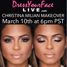 online make up classes online makeup school dressyourfacelive announces collaboration