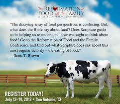 join me at the reformation of food and the family conference in
