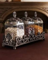 decorating with glass canisters glass canisters rice pasta and