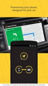 scout gps link apk free maps navigation app for