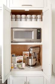 kitchen appliance storage cabinet kitchen appliance storage shelf kitchen appliances and pantry