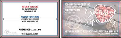 Networking Business Card Examples Business Card Sizes Business Card Templates Robin Ludwig Design