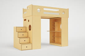 dumbo loft bed with stairs u2014 casa kids