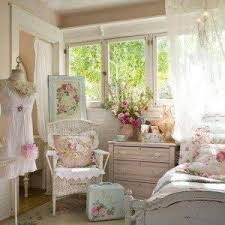 Shabby Chic Flower Pots by Shabby Chic Bedrooms With Chandelier And Wall Sconces And Flower