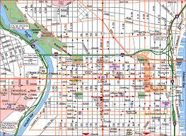 map of philly road map of philadelphia philadelphia pennsylvania
