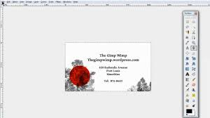 19 gimp business card template online business card template