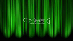 Neon Green Curtains by Green Curtains Open White Background Royalty Free And