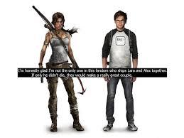 Lara Croft Tomb Raider Halloween Costume Lara Croft Alex Weiss Tomb Raider Confessions