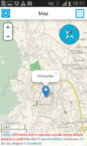 thailand offline map android apps on play
