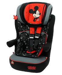 si e auto nania crash test disney imax sp high back booster car seat with harness highback