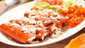 imagenes enchiladas rojas enchiladas por el gusto de ser mexicano vanguardia