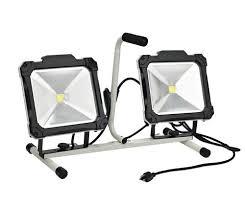 menards led work lights smart electrician 10000 lumen led tripod work light at menards