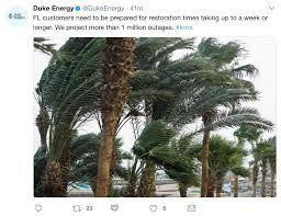 Duke Energy Florida Outage Map by Utilities Communicate With Customers Ahead Of Hurricane Irma Kubra