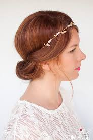 hair headbands wedding hair inspiration one headband three ways hair