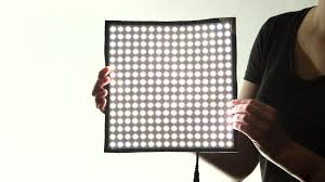 flexilight led light quick look westcott flex led light panel youtube