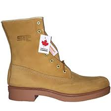 boots canada amazon com canadian work boots wheat 7701 shoes