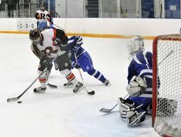 ridgefield falls to darien in girls hockey newstimes