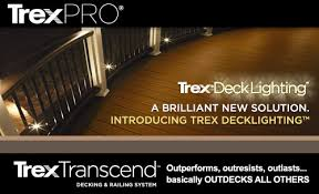 Trex Lighting Decking