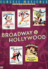 classic musicals collection dvd ebay
