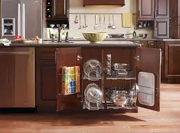 Storage In Kitchen Cabinets by Smart Kitchen Storage Cabinets U2014 The Home Redesign