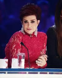 osbourne earrings osbourne s earrings hairstyle is also subject of