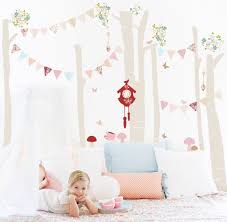 wall stickers for bedroom or nursery easy peal budget friendly images 1 2