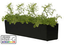 fibreglass garden planters ebay
