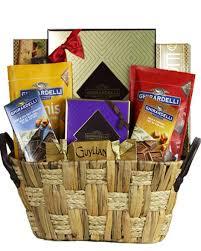 ghirardelli gift baskets grand ghirardelli chocolate gift basket toronto gift baskets