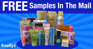 free beauty samples freebies in the mail