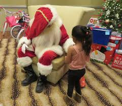 Christmas Party Treats - casa treats children in foster care to christmas party in solvang