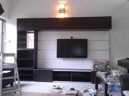 Wall Mounted Living Room Furniture Entertainment Center Ikea Costco Tv Stand With Fireplace Flat