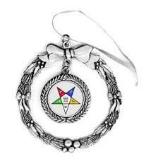 order of eastern oes ornaments gifts