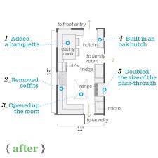 Tiny Kitchen Floor Plans Small Kitchen Floor Plans Ebizby Design