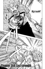 clover tetsuhiro hirakawa chapter 364 last strength page 1