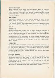 thesamba com december 1952 vw beetle owner u0027s manual