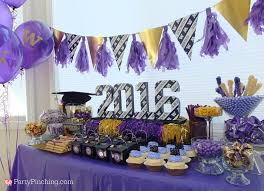 college graduation centerpieces graduation open house party best ideas for grad party at home