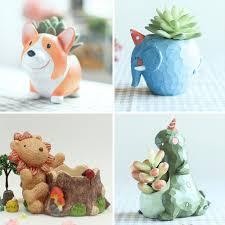Animal Pots Pots U0026 Decor Combo Packs Mybageecha