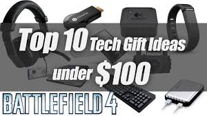 top 10 tech gifts under 100 youtube
